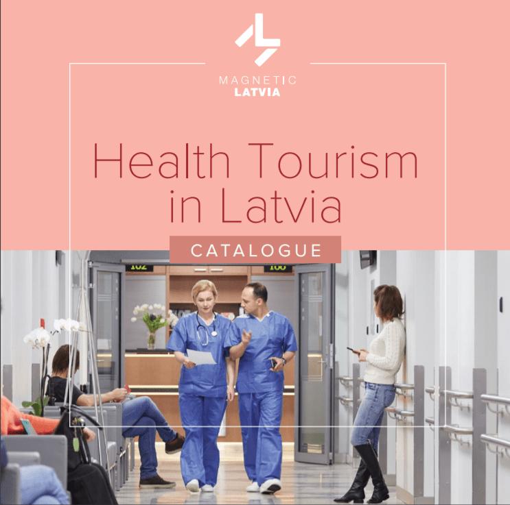 Health Tourism in Latvia, LIAA brochure